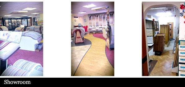 Hanham Flooring Centre Showroom